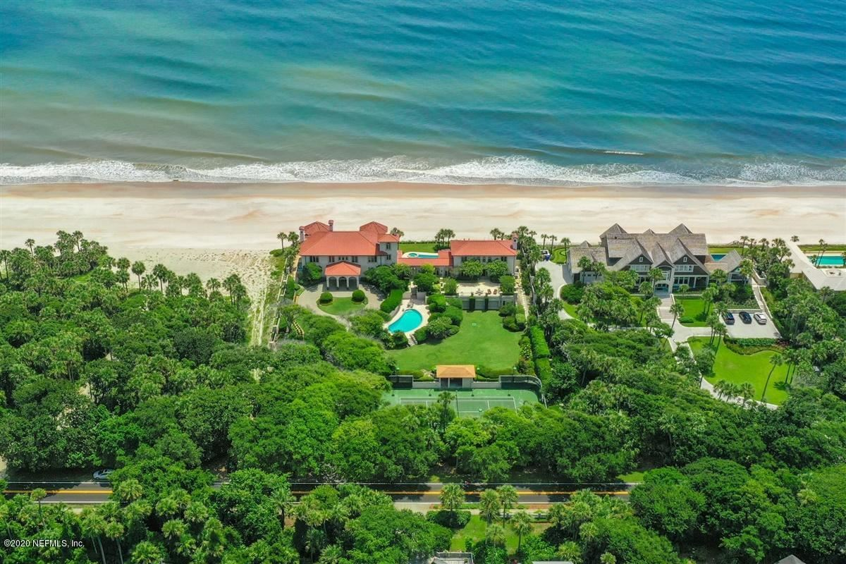 Iconic ponte vedra beach Oceanfront Living luxury homes