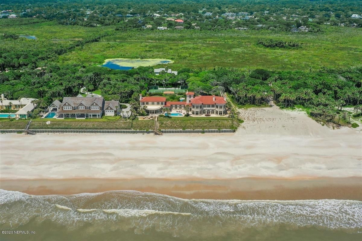 Mansions Iconic ponte vedra beach Oceanfront Living