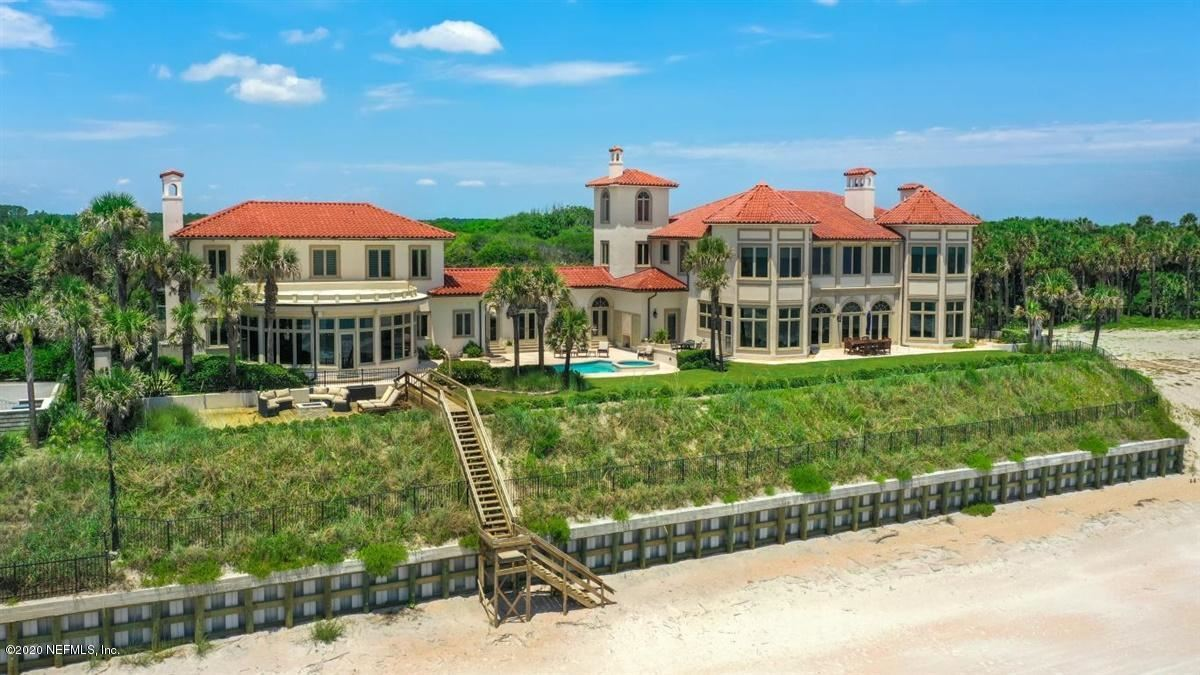 Iconic Oceanfront Living mansions