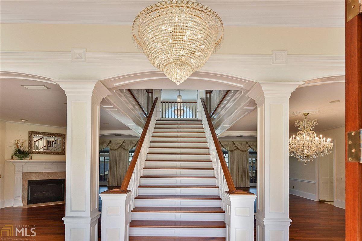 Majestic Waterfront Estate in St. Marys, GA luxury properties