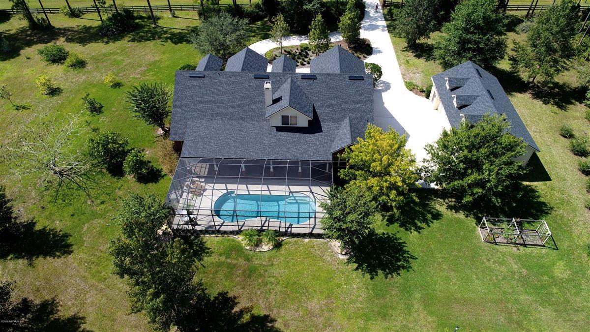 custom estate home in Whitelock Farms luxury real estate