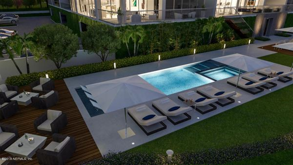 Luxury homes a private oceanfront oasis in jacksonville beach