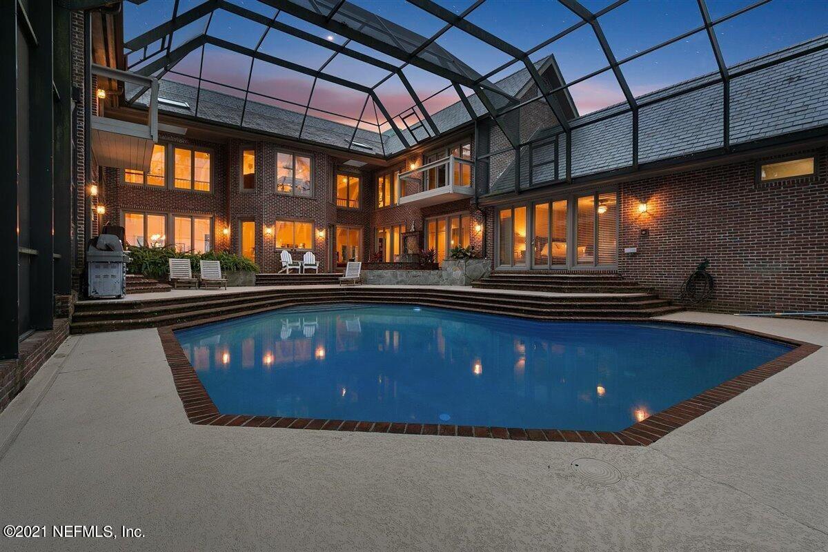 Luxury real estate Breathtaking riverfront estate