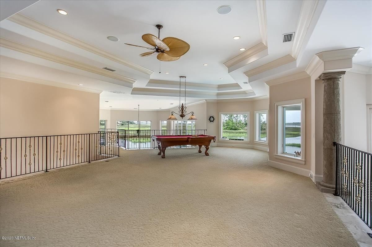 Luxury homes in large home on NAVIGABLE WATERFRONT ESTATE LOT