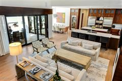 Breathtaking home offers an expansive open floor plan mansions