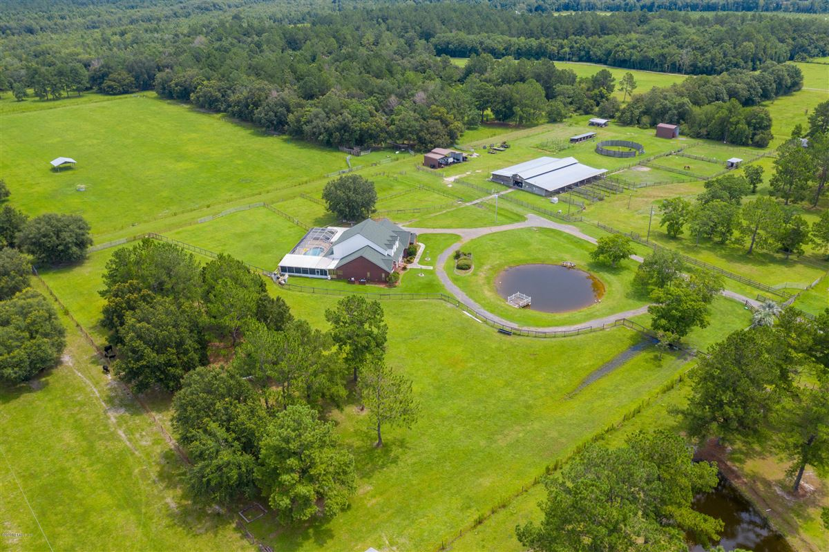 Mansions in custom brick home on 54-plus acres