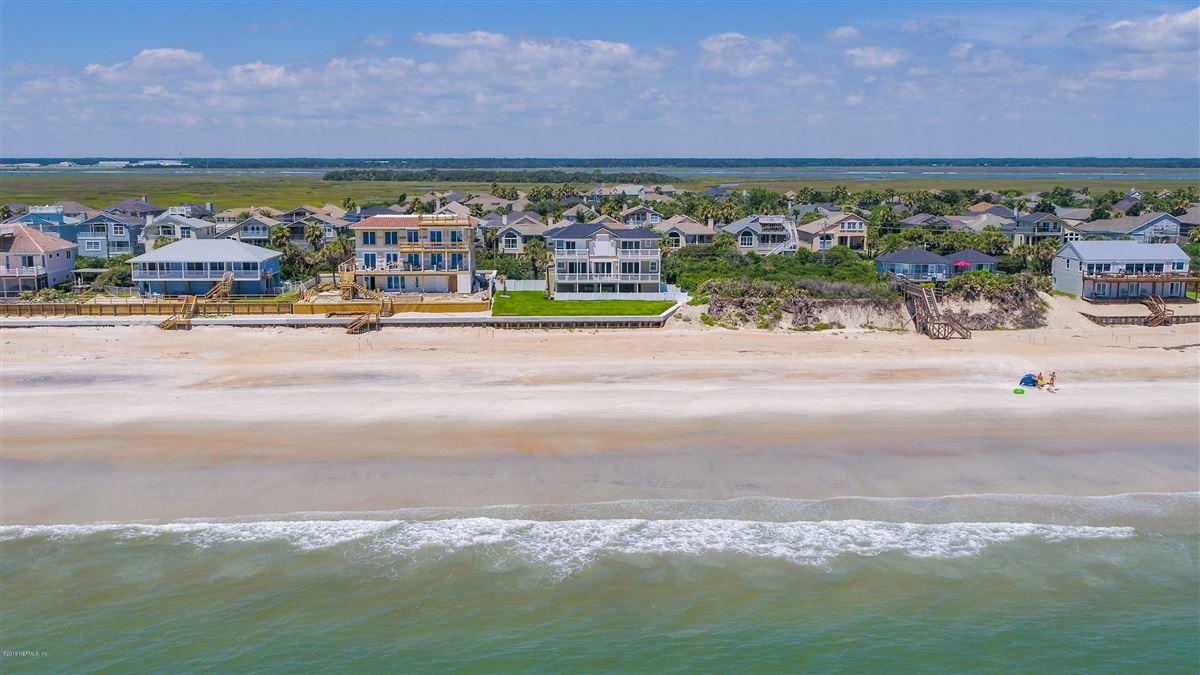 Mansions Custom built beachfront property