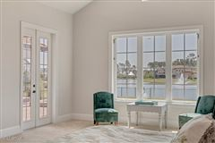 Luxury properties build a new waterfront home