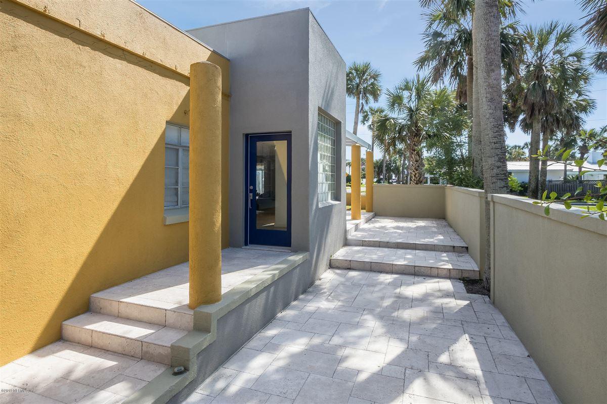 California Contemporary Style Beach Home Florida Luxury