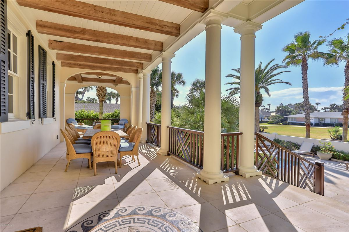 Luxury real estate a spectacular Anglo-Caribbean inspired home