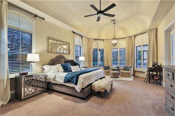 luxury Spanish Mediterranean style in Reserve at Lake Butler Sound luxury properties