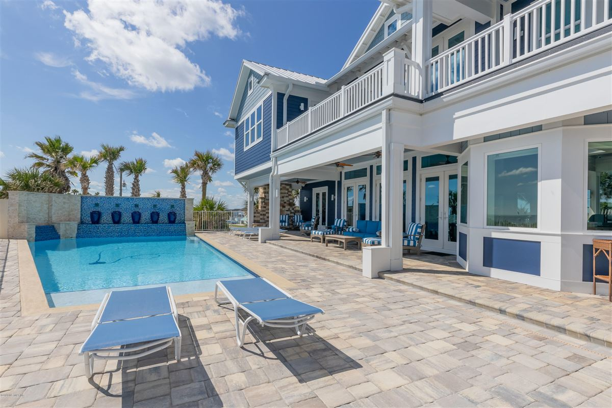 immaculate six bedroom home on the atlantic luxury homes