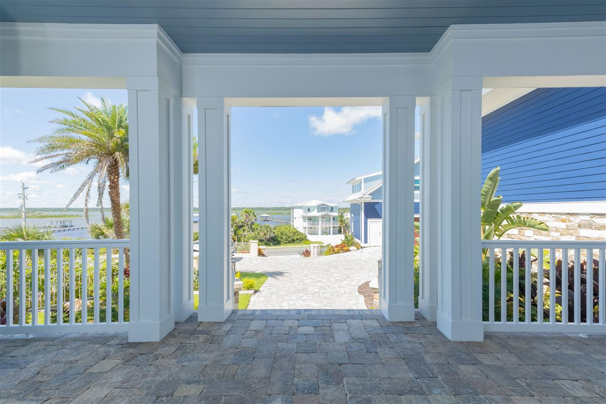 immaculate six bedroom home on the atlantic luxury real estate