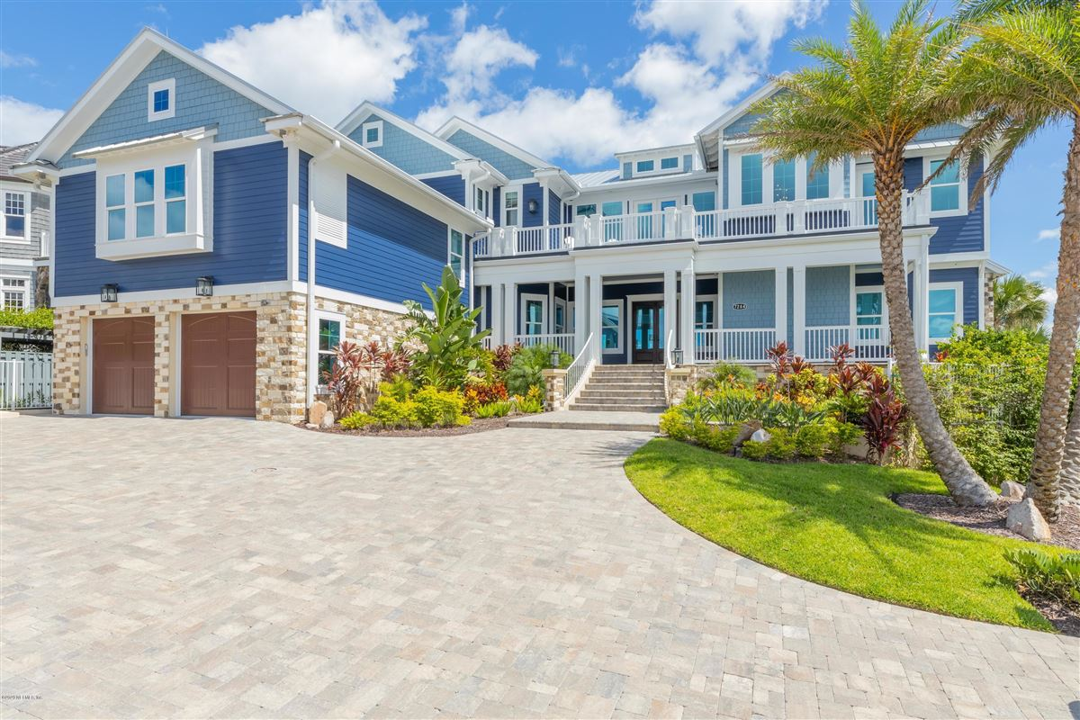 Mansions immaculate six bedroom home on the atlantic