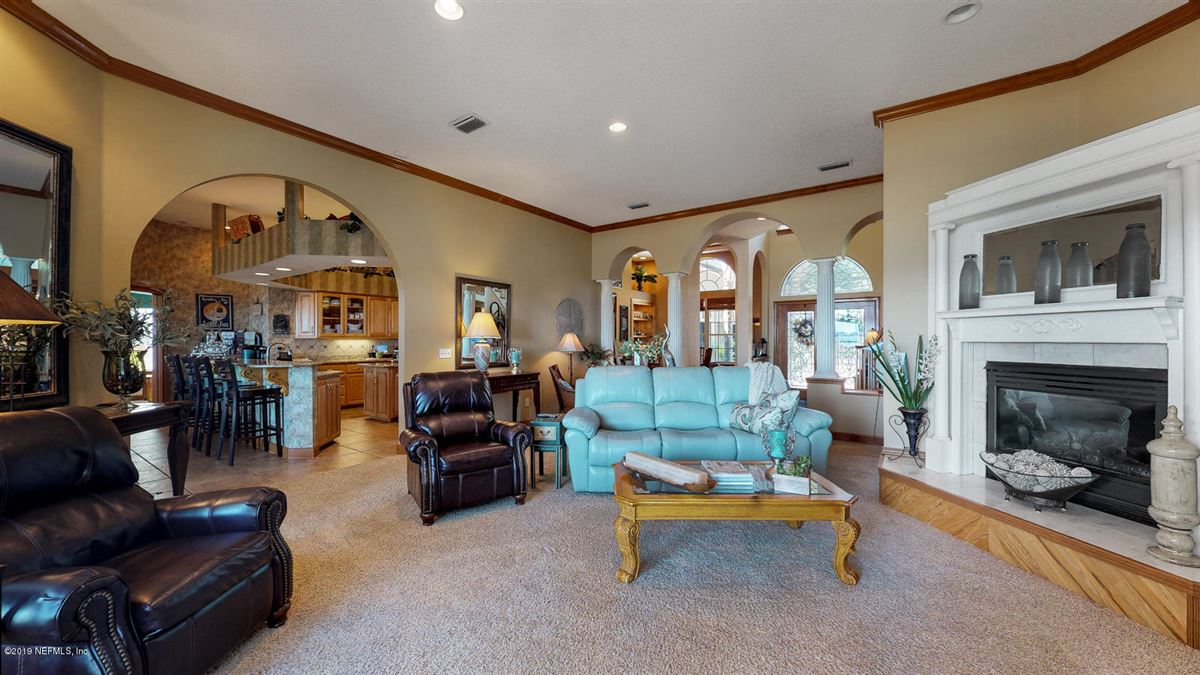 Stunning Riverfront gated home luxury real estate