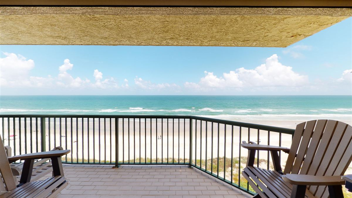 Luxury real estate penthouse offering the finest in oceanfront condo living