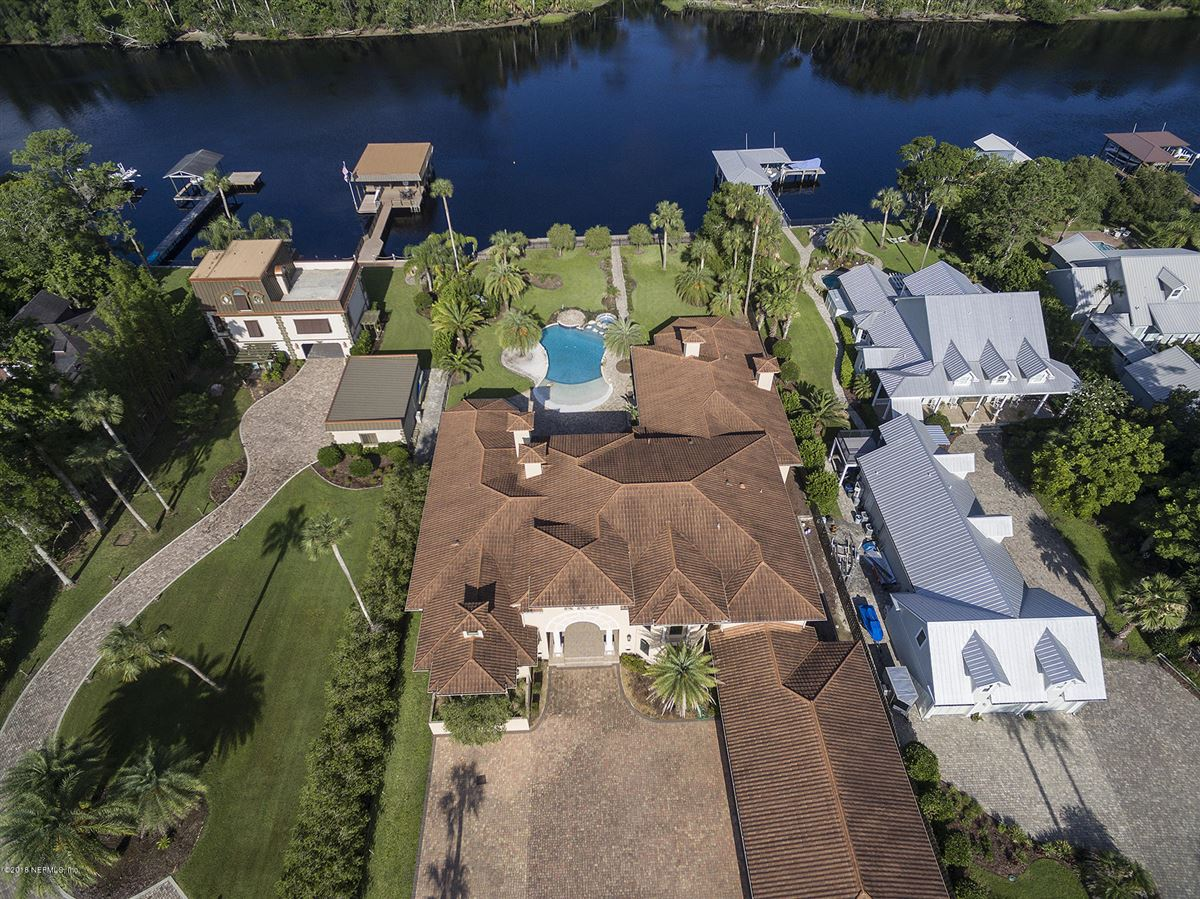 Luxury properties enjoy the ultimate waterfront living experience