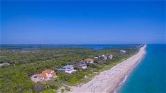 Mediterranean-inspired oceanfront home luxury properties