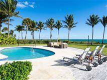 Casually elegant oceanfront home in vero beach luxury properties
