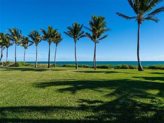 Casually elegant oceanfront home in vero beach luxury homes