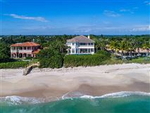 Luxury properties private oceanfront estate with four balconies