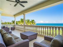 private oceanfront estate with four balconies luxury real estate