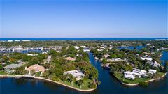 Luxury properties coveted riverfront property in Riomar Bay