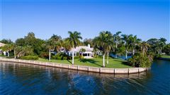 coveted riverfront property in Riomar Bay luxury properties