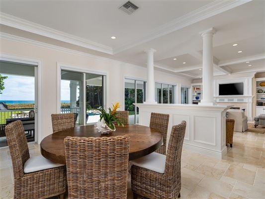 Magnificent oceanfront estate in vero beach luxury properties