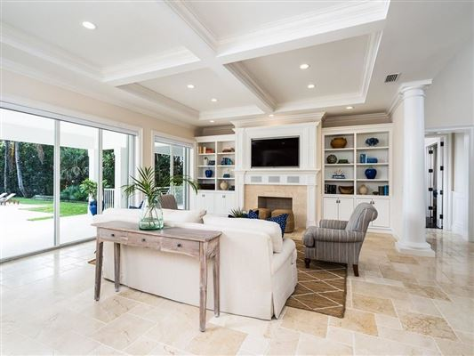 Magnificent oceanfront estate in vero beach luxury homes