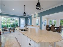 Luxury homes Magnificent oceanfront estate in vero beach