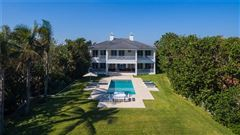 Magnificent oceanfront estate in vero beach luxury real estate