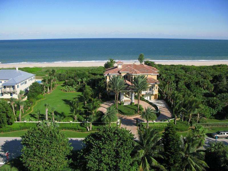 Luxury real estate Magnificent Oceanfront Estate