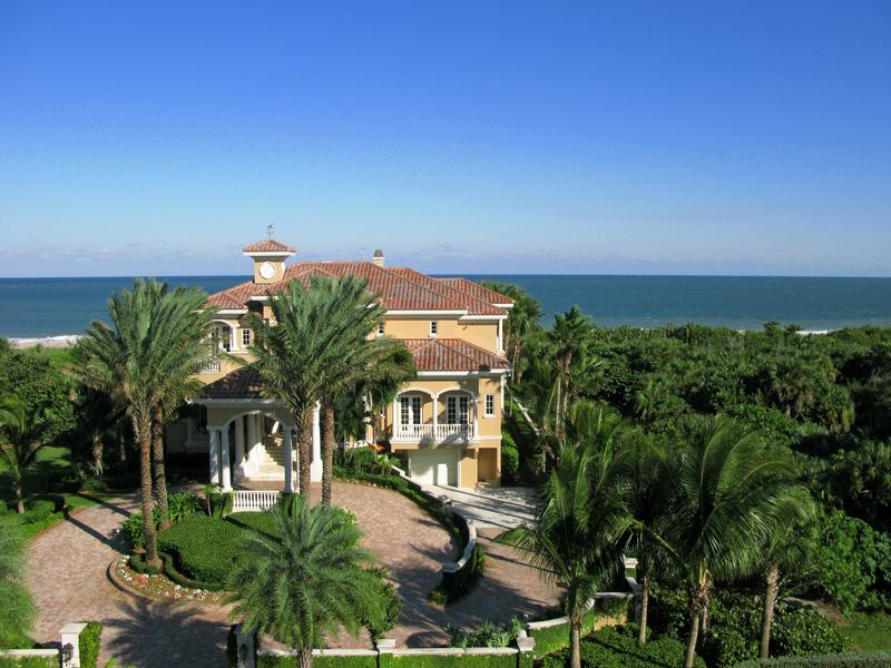 Magnificent Oceanfront Estate luxury real estate