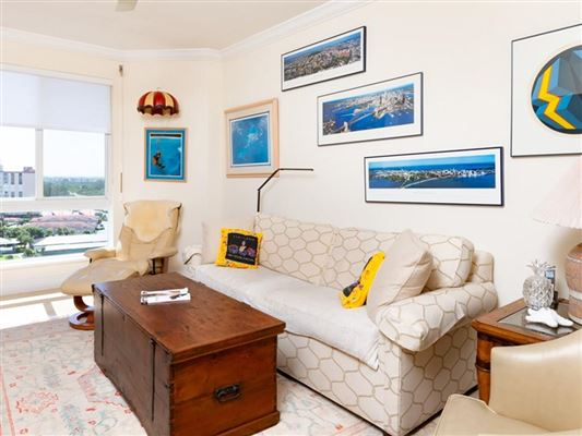 Luxury real estate 12th floor south corner unit in hutchinson island