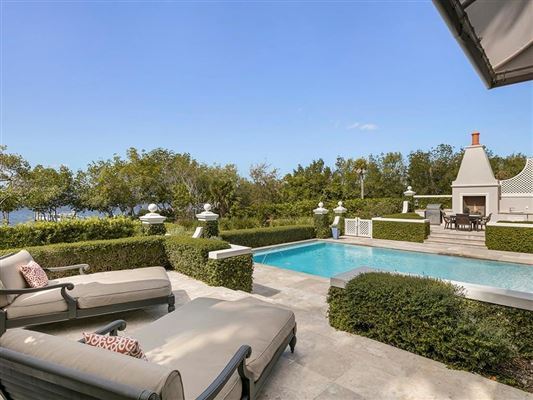 Meticulously crafted Vero Beach riverfront estate mansions