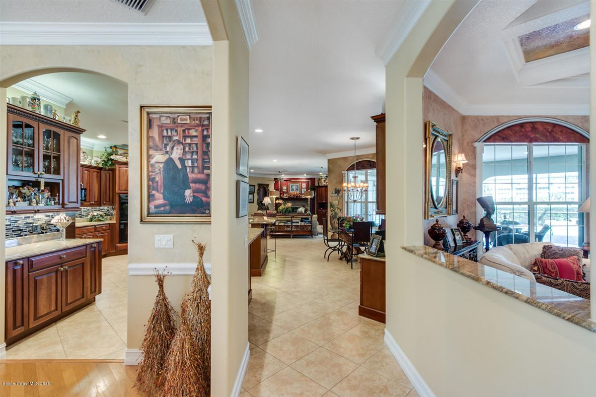 Space Coast living at its finest mansions