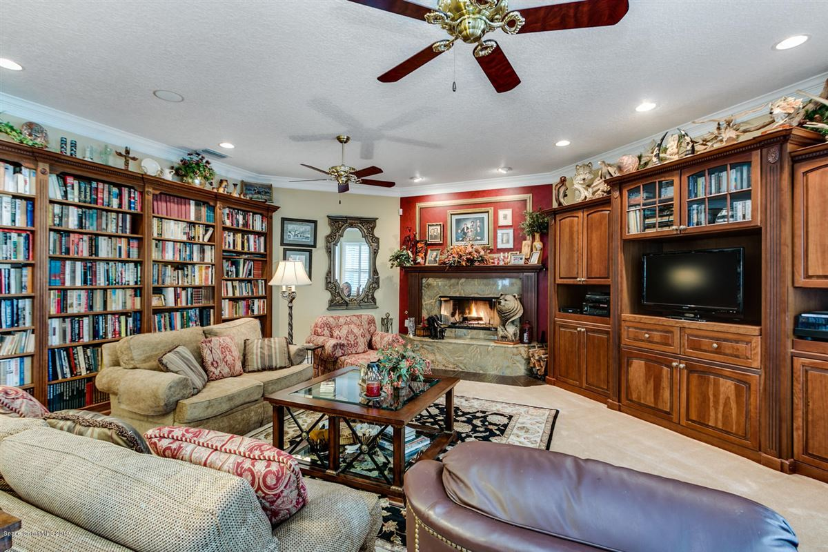 Luxury homes in Space Coast living at its finest