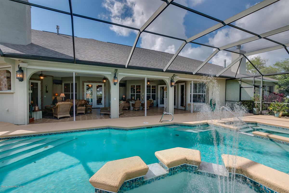Luxury homes Space Coast living at its finest