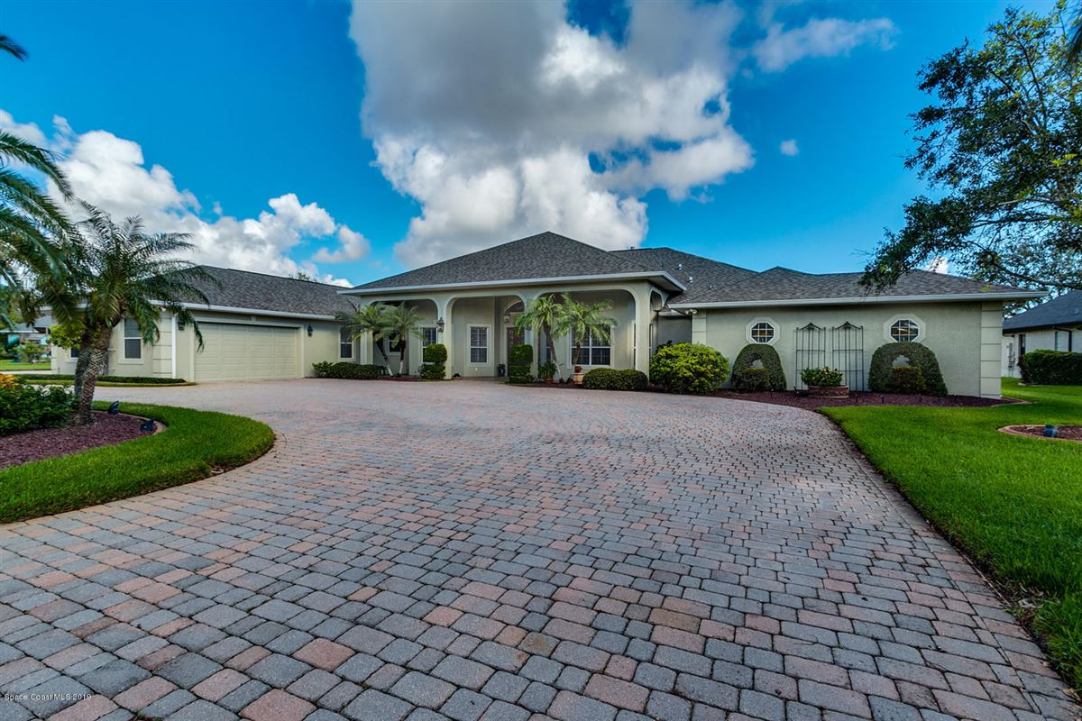 Luxury properties Space Coast living at its finest