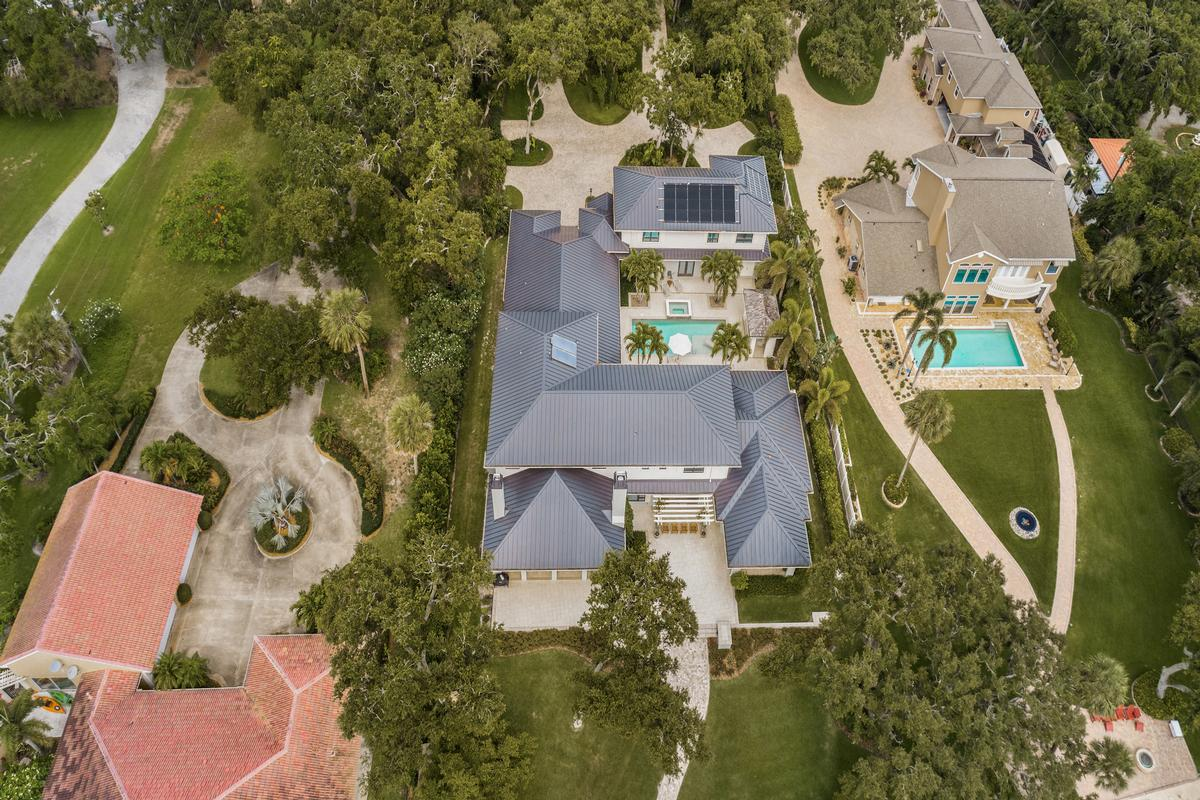 spectacular gated riverfront home luxury properties