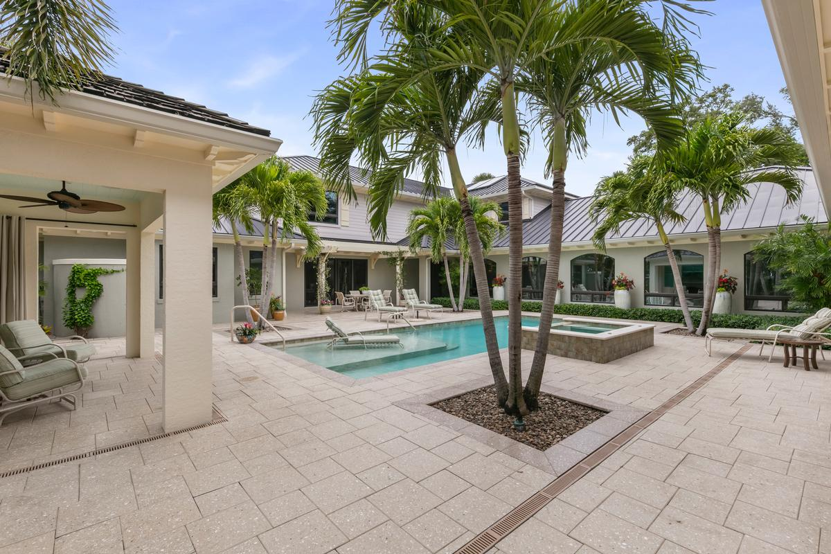 Luxury real estate spectacular gated riverfront home