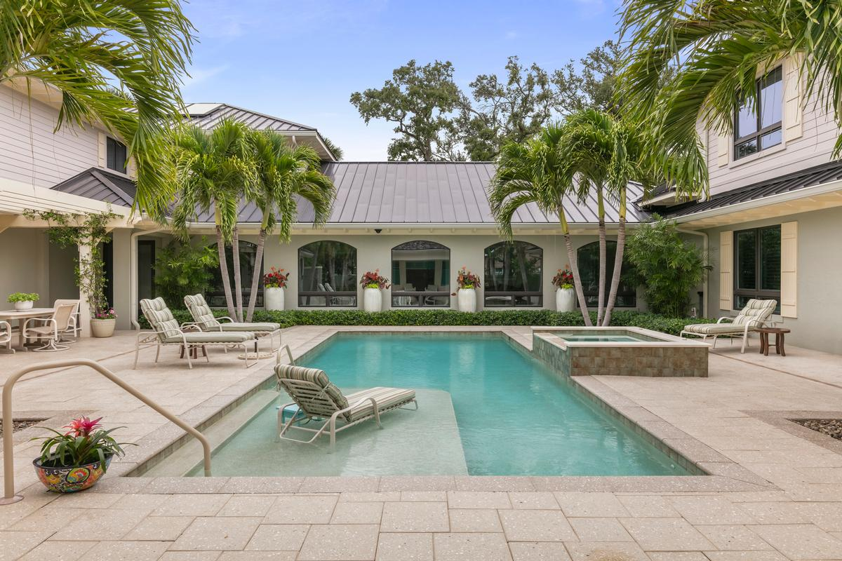 spectacular gated riverfront home luxury real estate