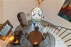 Luxury homes in Hacienda del Sol - a majestic mizner estate