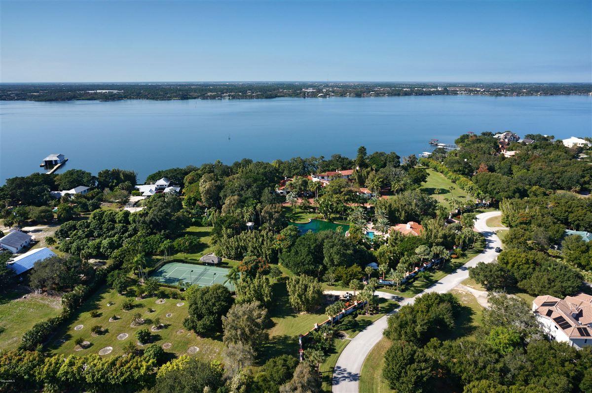 Hacienda del Sol - a majestic mizner estate luxury homes