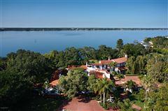 Mansions in Hacienda del Sol - a majestic mizner estate