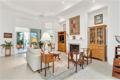 Pristine custom lakefront home luxury real estate