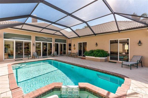 Mansions in Pristine custom lakefront home