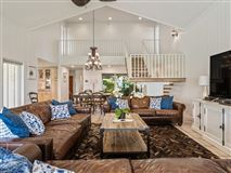 Luxury homes in casual and comfortable oceanfront getaway