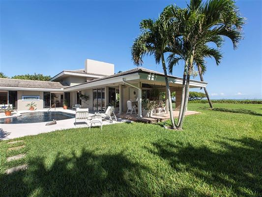 Luxury properties Beautiful vero beach oceanfront gem